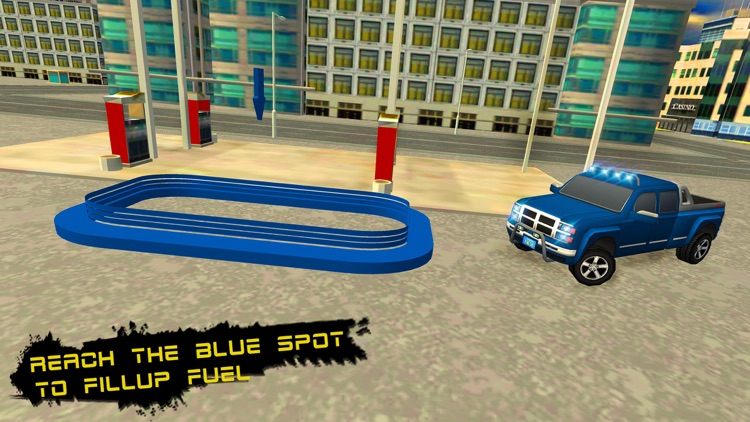 Car Driving Club : Gas Station