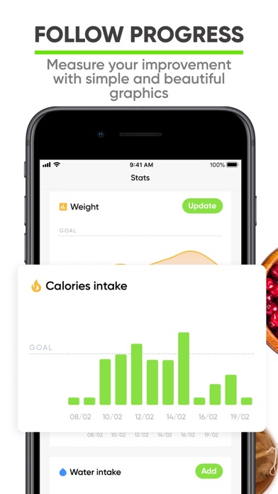 Nutrition Coach - Food tracker screenshot 5