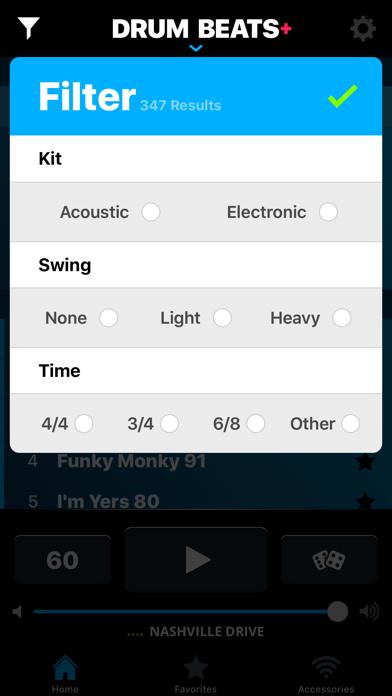 Drum Beats+ Rhythm Machine app image