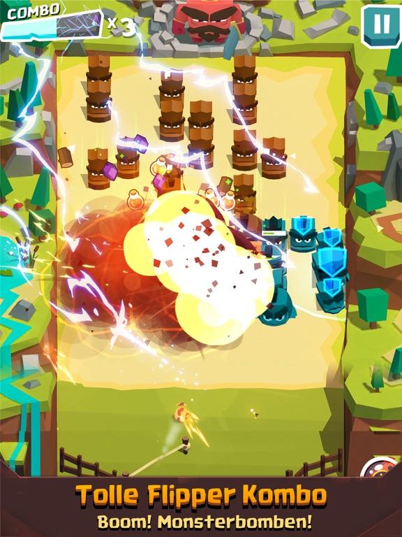 Screenshot 2 RoundRick - Brick Breaker
