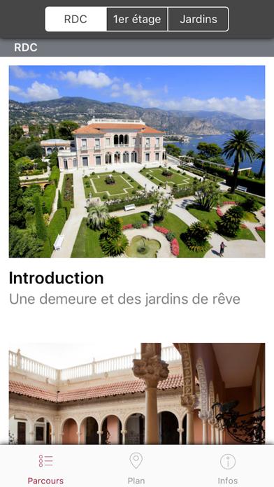 Screenshot #2 pour Villa Ephrussi de Rothschild