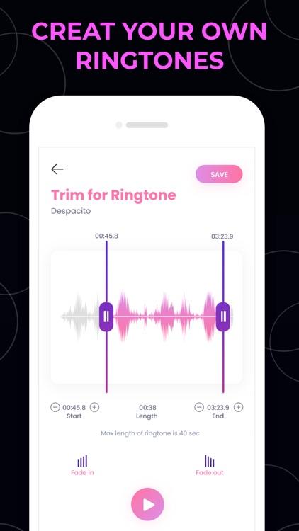 Ringtones for iPhone - Tunes screenshot-4