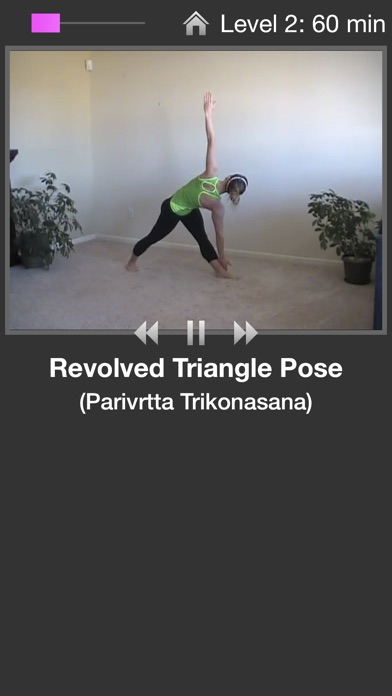 Simply Yoga review screenshots