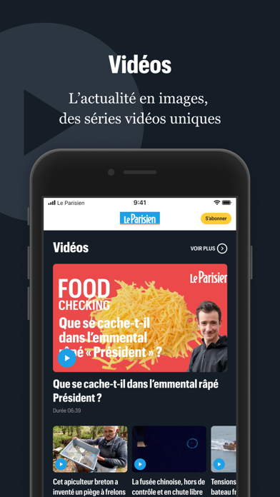 Le Parisien : l'info en directのおすすめ画像9