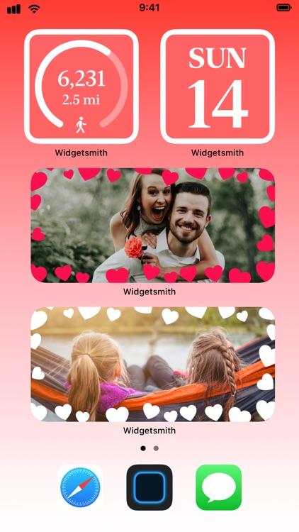Widgetsmith screenshot-4