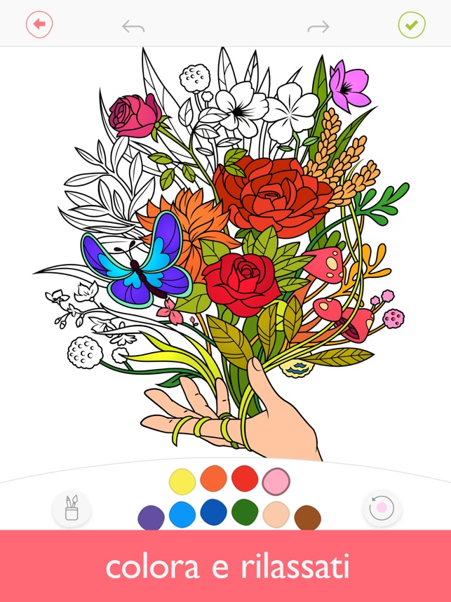 Colorfy: Giochi da Colorare Screenshot