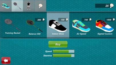 Badminton 3D Champion screenshot three