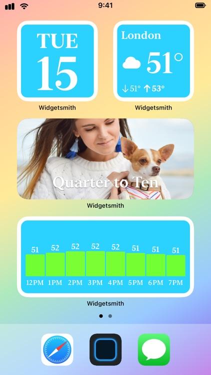 Widgetsmith screenshot-6