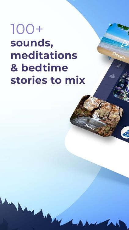 Rest: Sleep Sounds Meditation screenshot-0