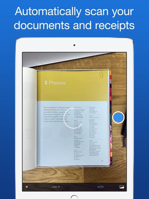 Scanner Pro iPad