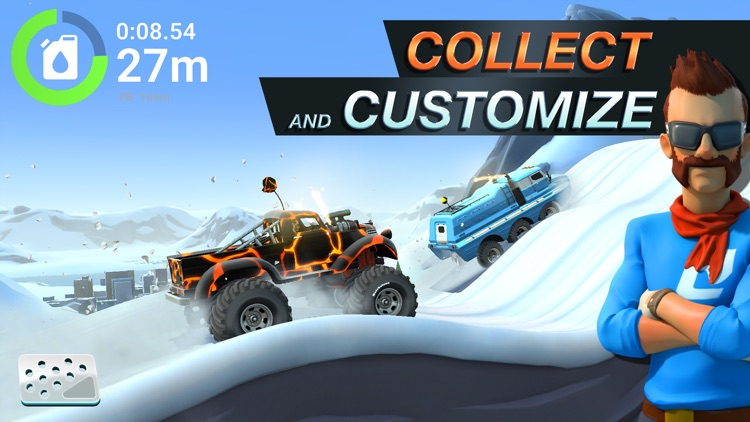 MMX Hill Dash 2 - Race Offroad screenshot-5