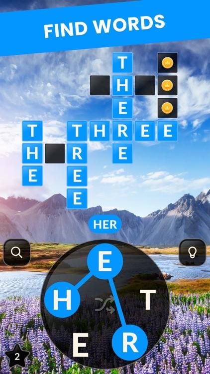 Wordsgram - Word Search Game