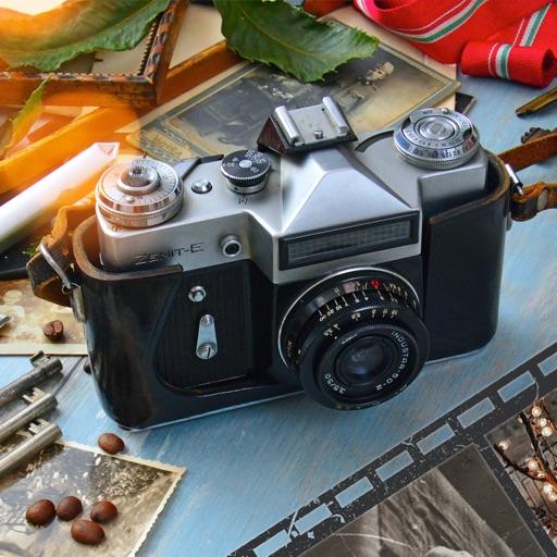 Camera Retro Vintage Filters
