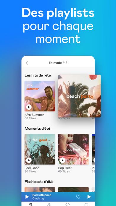 Deezer: Musique & Podcasts
