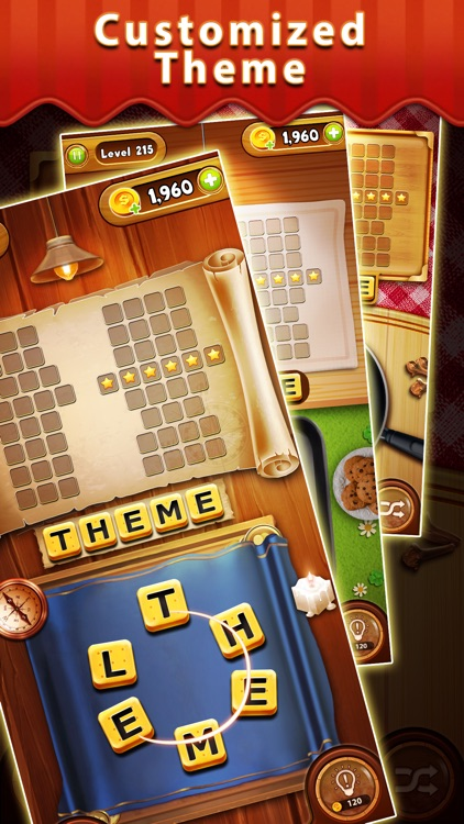 Tasty Cookies Word Search Game screenshot-5