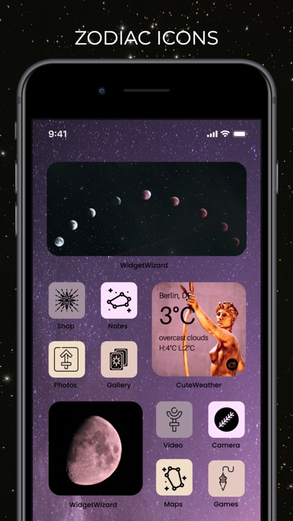 Aesthetic Icon Changer screenshot-8