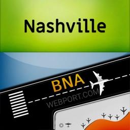 Nashville Airport Info + Radar