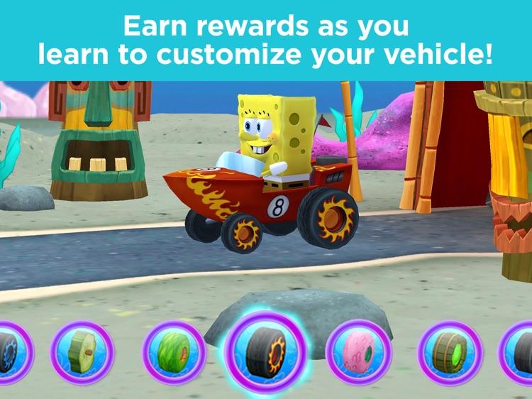 Smart Cycle SpongeBob Deep Sea screenshot-4