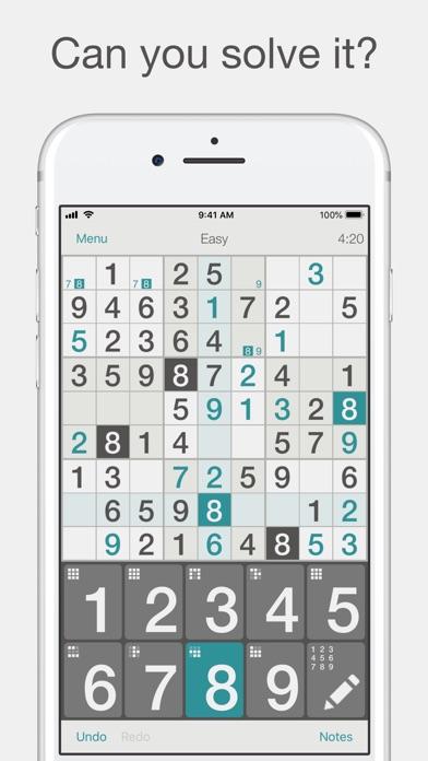Sudoku″ Screenshots