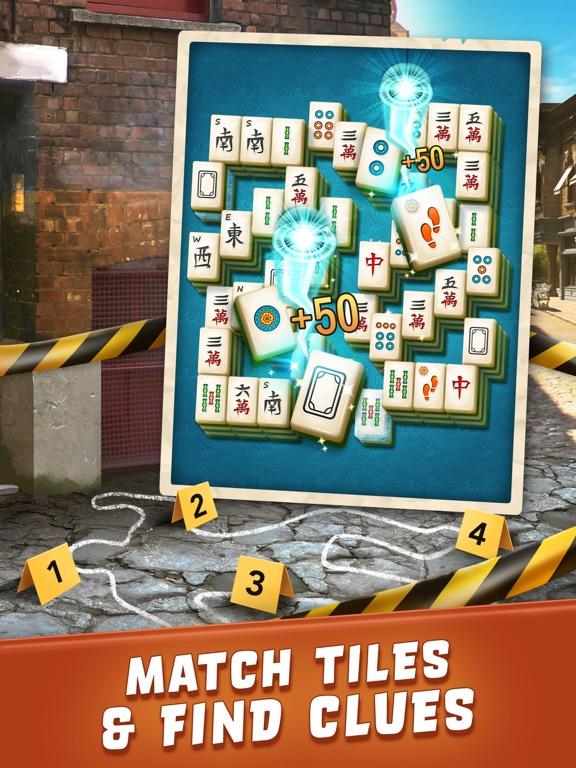 Mahjong Crimes screenshot 7