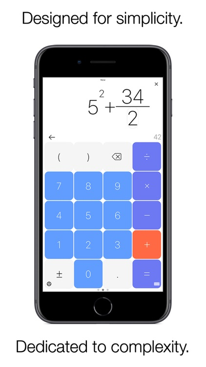 Plain Calc Advanced Calculator
