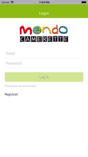 Mondo Camerette im App Store