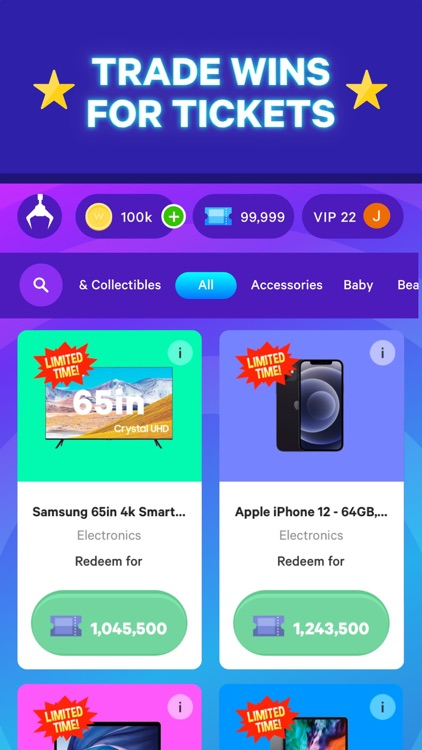 Winner Winner Live Arcade screenshot-3