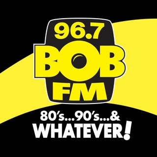 80s90s Whatever 967 BOB FM