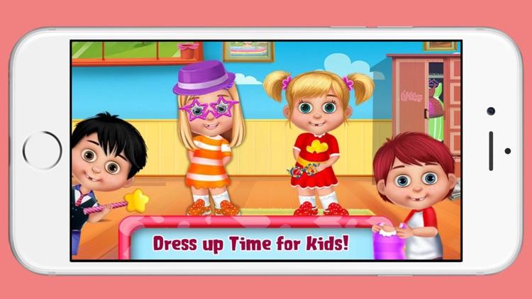 Kids & Girls House Games Fun screenshot-3