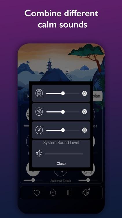 Calm Sounds screenshot-7