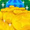 App Icon for Crazy Coin Pusher App in United States App Store