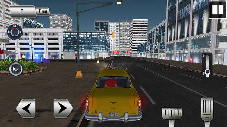 City Taxi Driver Car Simulator screenshot-5