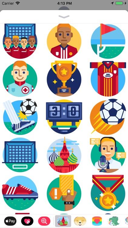 Soccer Sticker Pack