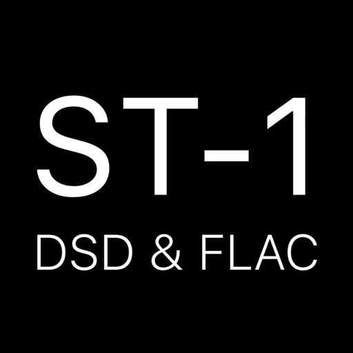 SigmaTunes ST-1 DSD & FLAC iOS App