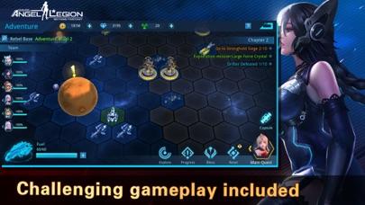 Angel Legion free Resources hack