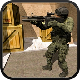 Special Forces Commando Shoot