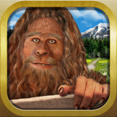Beginne Suche nach Bigfoot