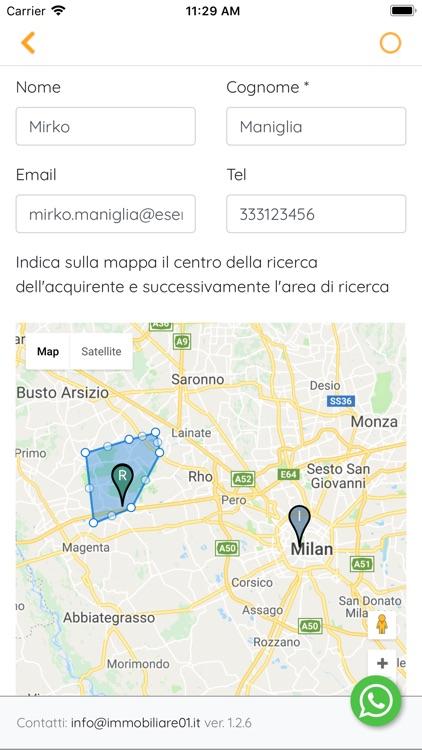 Immobiliare 01 - App x Agente screenshot-5