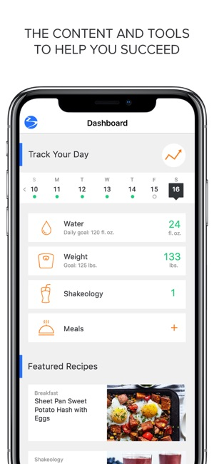 ‎Beachbody Nutrition+ on the App Store