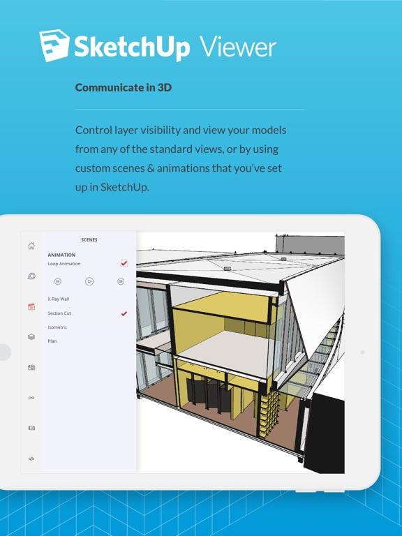 SketchUp Viewer Скриншоты9
