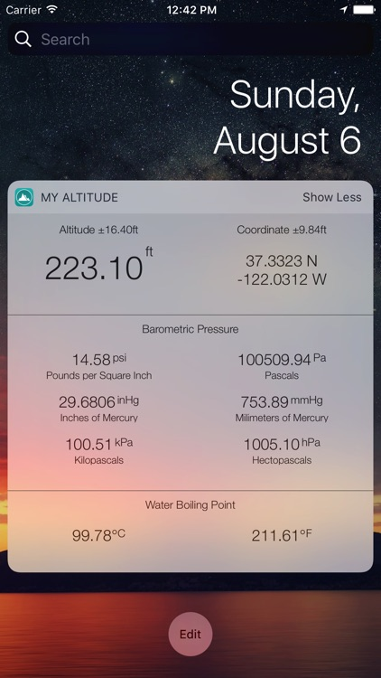My Altitude screenshot-3