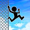 takuya ori - 壁蹴りジャンプ アートワーク