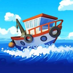 Fish idle: Hooked Fishing Game