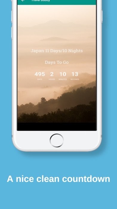 My Travel Buddy App screenshot three