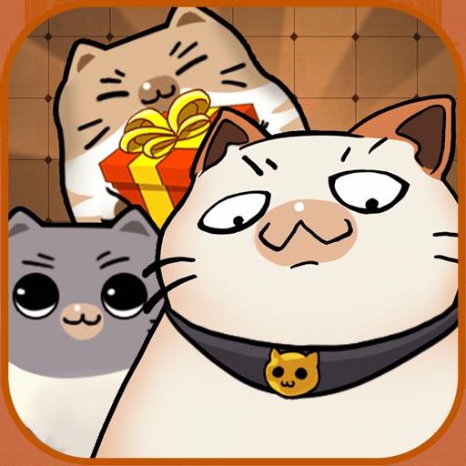 Haru Cats: Slide Block Puzzle