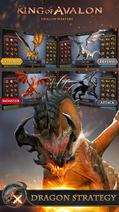 Download King of Avalon: Dragon Warfare for Pc