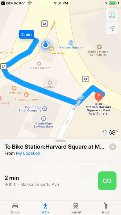 点击获取Bike Stations Boston