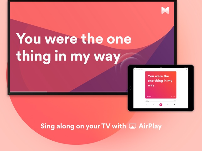 Musixmatch Lyrics Finder Screenshot