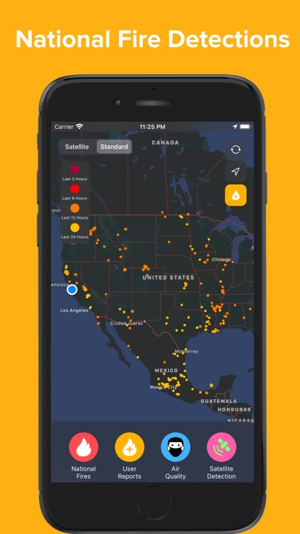 Firesource - Live Wildfires screenshot-7