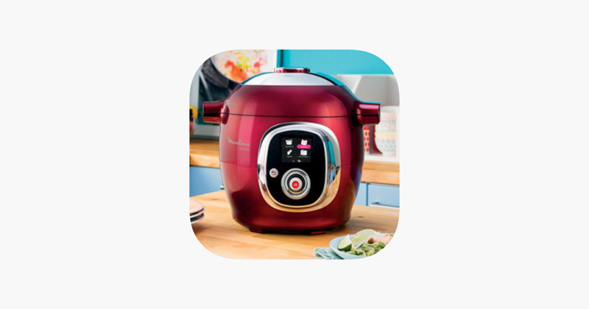 App Store Ricette Cuco E Cookeo